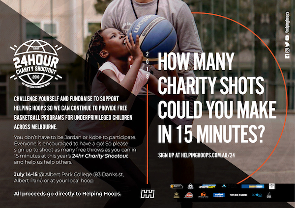 24 Hour Charity Shootout Opens for 2018